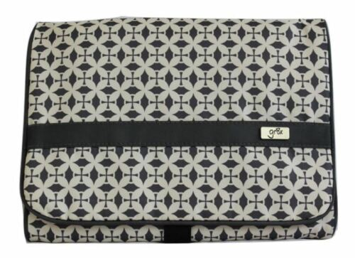 New gr8x Change Wallet Avalon Damask Grey Free Express Shipping