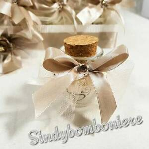 Bomboniere Low Cost Per Matrimonio.Jars Boxes For Favours Wedding Shaped Amphora With Confetti Ebay