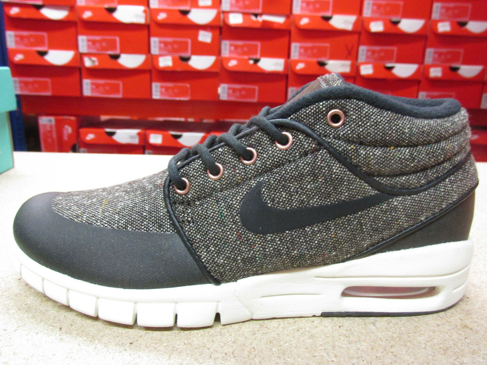 nike SB stefan janoski max mid mens trainers 807507 shoes 206 sneakers shoes 807507 12af67