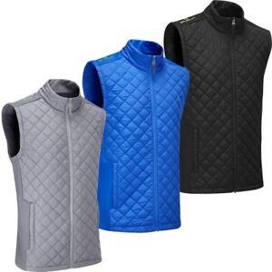 35-OFF-RRP-Stuburt-Golf-Mens-Endurance-Sports-Thermal-Full-Zip-WindProof-Gilet