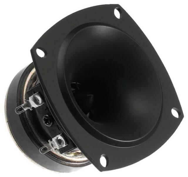 Haut-parleur d'aigu miniature 50 W 8 Ohms Monacor HT-30