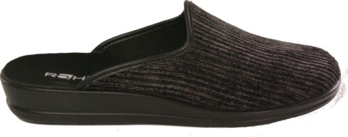 Rohde Chaussures Comfort pantoufles Mules Cord mules tongs Nouveau