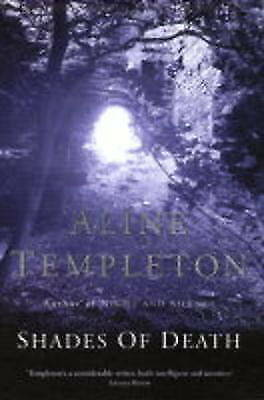1 of 1 - Templeton, Aline, Shades of Death, Very Good Book