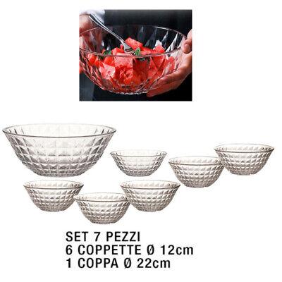 coppa per dessert dal design moderno coppa per snack per dessert snack o gelato COM-FOUR/® coppetta per cereali 4x in porcellana senza decoro 2