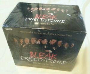 AUDIO-BOOK-CD-New-Sealed-Bleak-Expectations-The-Story-So-Far-Mark-Evans-13-CDS