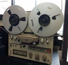 TEAC X-10  REEL TO REEL TAPE DECK RECORDER WARRANTY