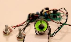 Module Testeur D' Oeil Magique Et Mini-lampemetre