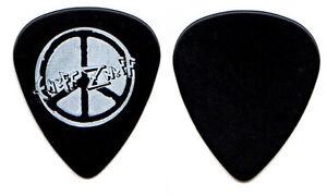 ENUFF-Z-039-NUFF-Guitar-Pick-90s-Tour-black-white-peace-sign-hair-metal
