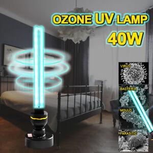 220V-40W-E27-UVC-Germicidal-Disinfection-Lamp-UV-Ozone-Home-Sterilization-Light