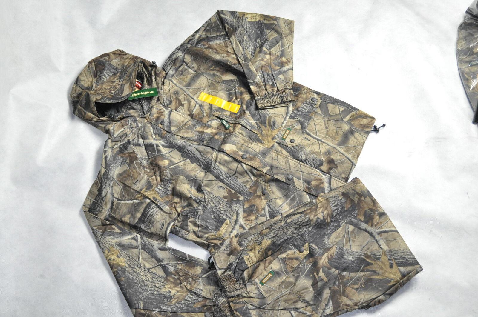 Remington caza traje traje para caza y pesca membrana tejidos, chaqueta y pantalones