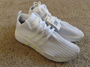 Adidas Mens EQT Support Mid Adv White