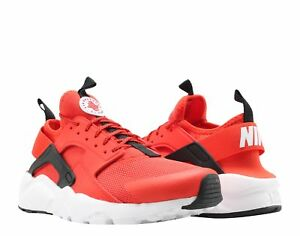 f1d4745e2b40 Nike Air Huarache Run Ultra Habanero Red White Men s Running Shoes ...