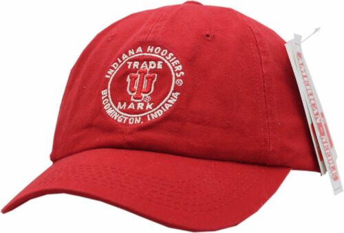 Indiana Hoosiers American Needle Adjustable Strap Hat-IH1526
