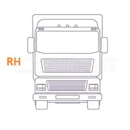 * Ford Transit MK6 /& MK7 Puerta De Vidrio Espejo Manual Inc completa o//s conductor TRA347