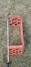 Vintage Original Ji Case Caseih Platform Steps 1030 930 Tractor Left Side 830 Dc