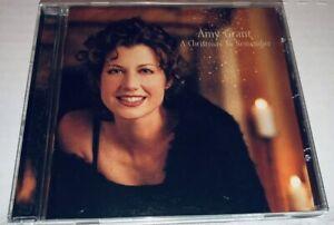 Amy Grant A Christmas To Remember Christmas Holiday Music Cd 3G   eBay