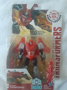 Transformers-Combiner-Force-Twinferno-Figure-Warrior-Class-2017-Hasbro-RID-NEW