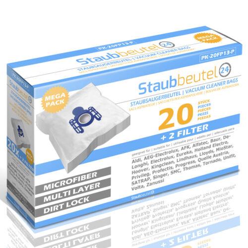 5030 20 Premium Staubsaugerbeutel Für AEG Vampyr 5036 5039 5037 5035