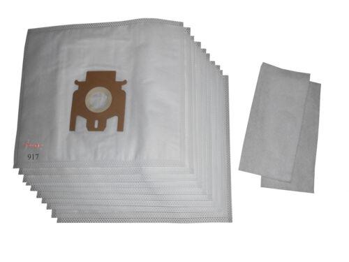 20 Vlies Staubsaugerbeutel passend für Hoover Sensory TS 2009 TS 2010