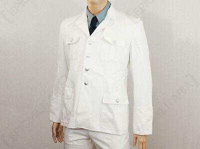 WW2 German Luftwaffe Officer White Tunic - Repro Shirt Jacket Top Airforce Pilot