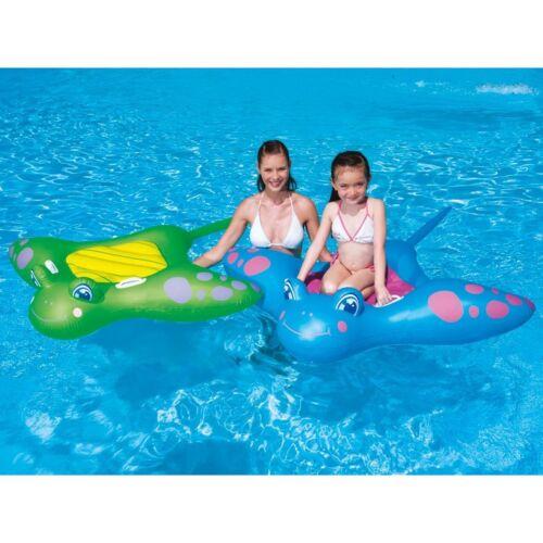 aufblasbarer Manta Badespaß Schwimmhilfe Kinderspielzeug