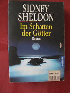 Im Schatten der Götter von Sidney Sheldon - <span itemprop=availableAtOrFrom>Wiesbaden, Deutschland</span> - Im Schatten der Götter von Sidney Sheldon - Wiesbaden, Deutschland