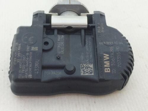 BMW 3-F30 F31 F34 F35 F80 4x Sensor de Presión de Aire de neumáticos Continental TPMS 6881891