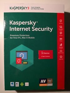 Details about Kaspersky Internet Security - 1 Device 1 Year License, Free  Upgrade 2019