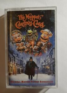 The Muppet Christmas Carol Movie Soundtrack Cassette Tape Ebay