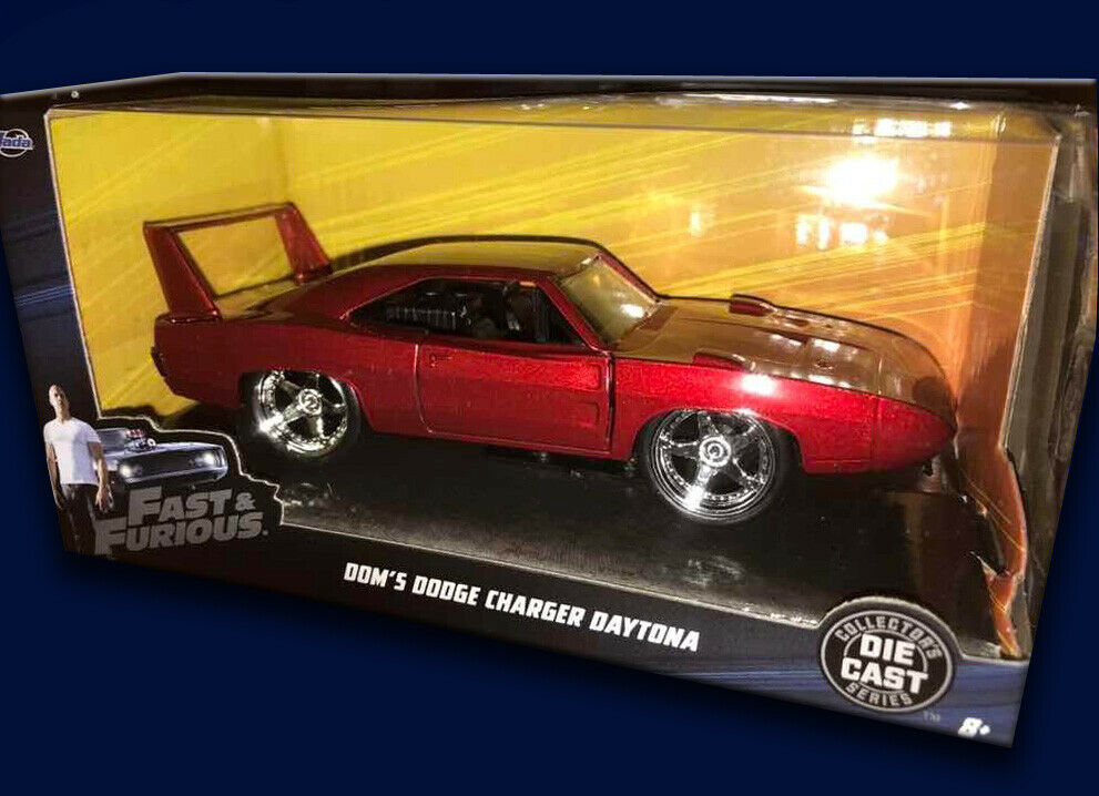 Dodge Charger Daytona-Rápido y Furioso Rapido Y Furioso la Nación argentoina