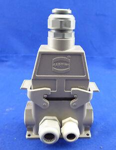 Harting-16A-Han-16-Es-F-ES-M-Plug-Socket-HAN16ES-M-HAN16ES-F-Terminal-Connector