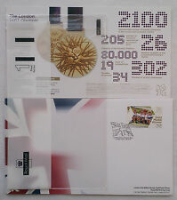 ROWING MEN'S FOUR OLYMPICS 2012 FDC 5/8/2012 GOLD, RARE NO ADDRESS,NEW