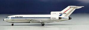 Aeroclassics-AC419816-United-Airlines-Boeing-727-100-N7001U-Diecast-1-400-Model