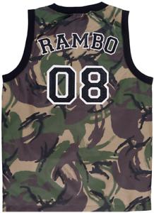 Rambo Burma - Stalone - Sir Kevin James Python Camouflage Jersey