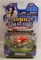Knuckles The Echidna Sonic & Sega All Stars Racing Nkok Diecast 2012