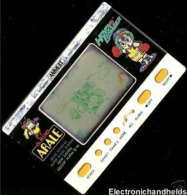 tienda en linea 1982 animest Electrónico Electrónico Electrónico Portátil Anime Juego Dr. depresión Arale Chan Toei Reloj Juguete  tienda de venta