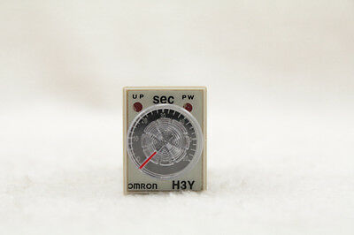 1Set base time timer relay 8pin H3Y-2 H3Y DC12V 5A 1.0-30Seconds 30S QC