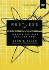 Restless Video Study: Because You Were Made for More by Jennie Allen (DVD video, 2014)