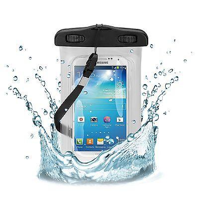 Wasserdichte Tasche Beachbag für Smartphones 4Zoll trans.