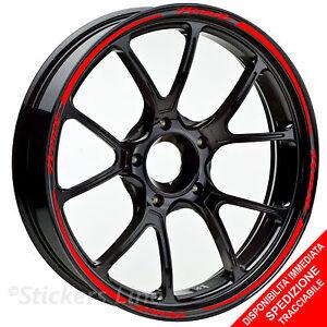 Adesivi-cerchi-moto-Honda-HORNET-strisce-ruote-profili-set-stickers-wheels-R-5