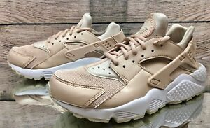 67054db14b0c Nike Air Huarache Run Beige Desert Sand 634835-202 Shoes Women s ...