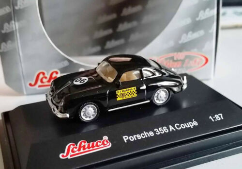 Schuco Porsche 356a Coupe exclusivo modelo para straehle swap 2006 Limited Edition