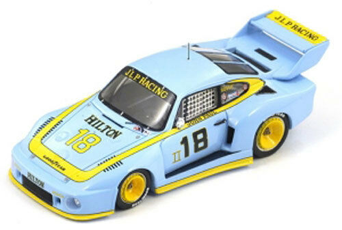 Spark Modelo 1 43 S4415 Porsche 935 Trans Am Winner 1979 John Paul NEW