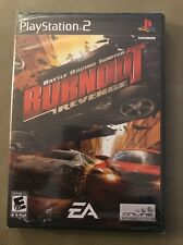 New PS2 PlayStation 2 Battle Racing Ignited Burnout Revenge Game EA