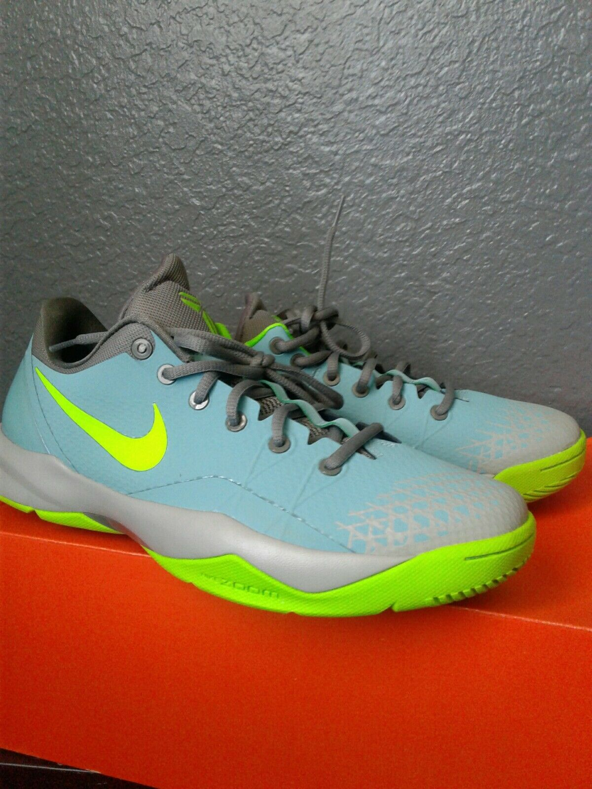 Nike Zoom Kobe Zapatos Bryant, los Angeles Lakers basketball Zapatos Kobe Tamaño Hombre a53243