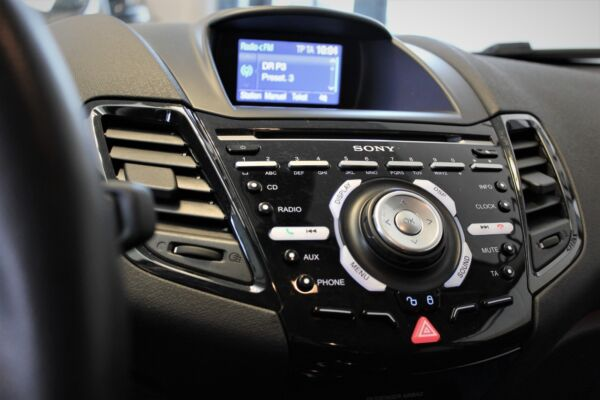 Ford Fiesta 1,0 EcoBoost Titanium X billede 11