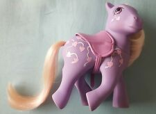 Vintage My Little Pony G1 TAF Love Melody and saddle