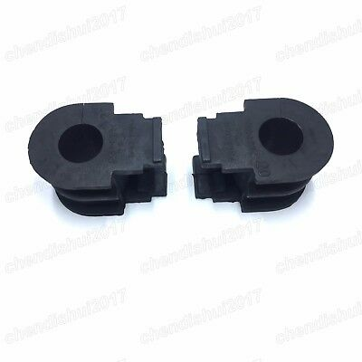 2 NSB-Z12F Front Stabilizer Sway Bar Bushing For Nissan Cube NV200 54613-EW80A