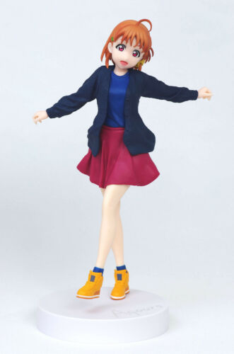 Love Live Sunshine EXQ Figure Chika Takami 2nd Second Banpresto Japan Tracking