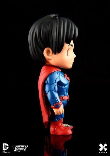 Xxray X DC COMICS-Superman disecado figura de vinilo de arte 10cm nuevo